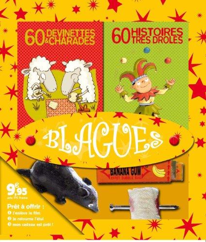 Coffret Blagues - Oh 1 cadeau ! par Collectif