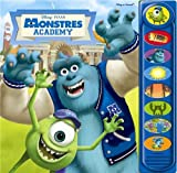 Pixar - Monstres Academy