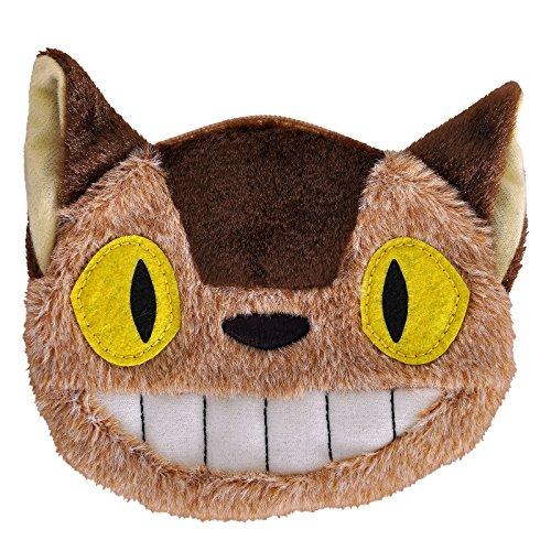 Felpa Totoro Pequeño Monedero Katzenbus Anime Studio