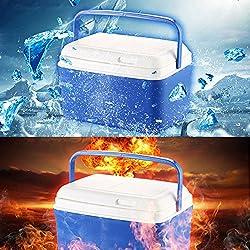 Jtt 8L auto frigorifero domestico mini Cooler/Warmer box prodotti da viaggio portatile frigo famiglia personali congelatore
