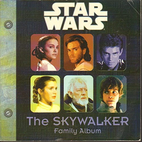 The Skywalker family album