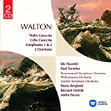 Walton:Symphonies Nos.1&2 E