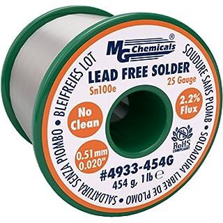 MG Chemicals 4933–454g Spule, keine reinigen, 0,51mm
