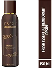 Fresh Essential No Gas Deodorant - Desire, 150 ml