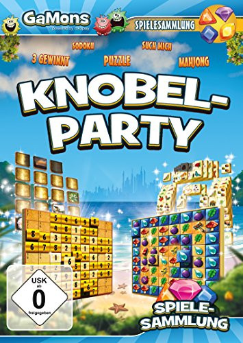 GaMons - Knobelparty - [PC]