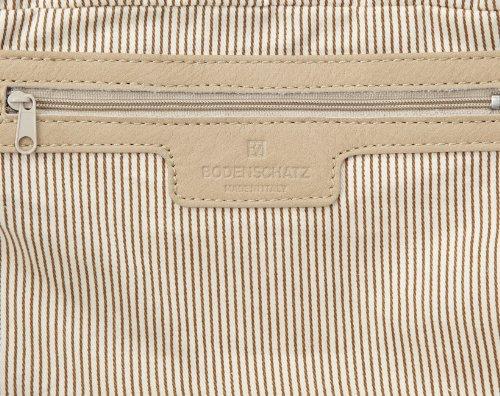 Bodenschatz Stefania 4-237 SE 87 Damen Schultertaschen 29x20x12 cm (B x H x T) Beige (marzipane)