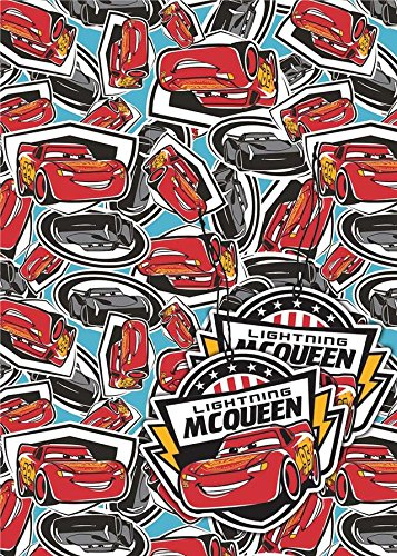 disney-pixar-cars-3-wrapping-paper-tags-2-gift-wrap-sheets-2-tags