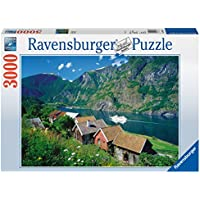Ravensburger 17063 Sognefjord Norway 3000 Piece Jigsaw Puzzle