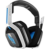 ASTRO Gaming A20 Cuffia Gaming Wireless, Gen 2, Leggere e Resistenti, Microfono Flip-to-Mute, Batteria +15h, Portata Wireless