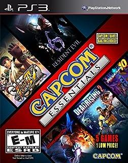 Capcom Essentials: Super Street Fighter IV + Resident Evil 6 + Devil May Cry 4 + Dead Rising 2 + Megaman 10 - Includes Capcom Travel Bag (anglais) (B00KXZKKDO) | Amazon price tracker / tracking, Amazon price history charts, Amazon price watches, Amazon price drop alerts
