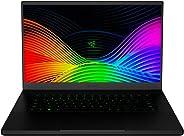 Razer Blade 15 Gaming Laptop, Intel Core i7-9750H, 15.6 Inch, 512GB SSD + 1TB HDD, 16 GB RAM, NVIDIA® GeForce® RTX 2060, Win