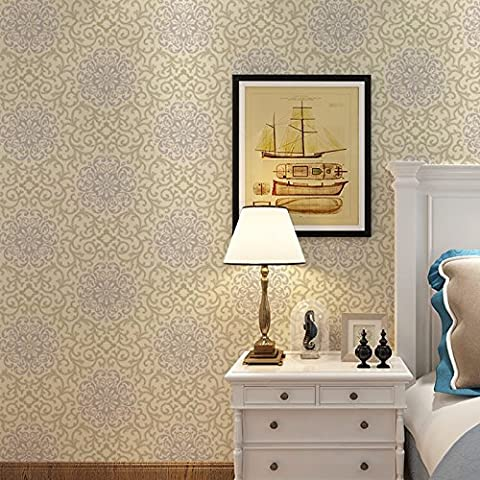 BIZHI Contemporary Wallpaper Art Deco 3D Fashion Stripe Wallpaper Wall Covering PVC Self Adhesive/Vinyl Fabric Wall Art,NHGUB16