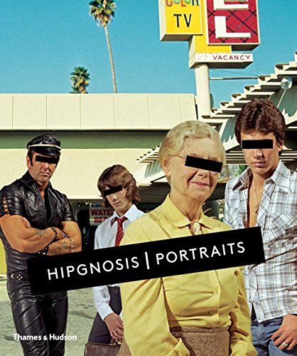 Hipgnosis Portraits: 10cc  AC/DC  Black Sabbath  Foreigner  Genesis  Led Zeppelin  Pink Floyd  Queen  The Rolling Stones  The Who  Wings