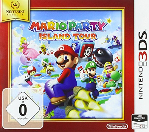 Mario Party: Island Tour (Mario 3ds Spiel)
