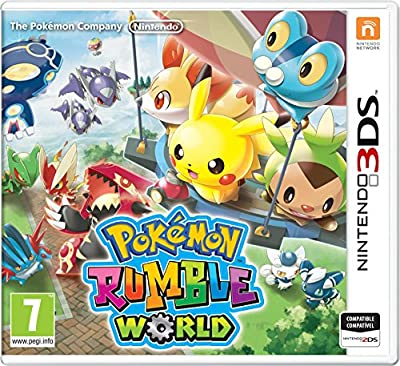 Pokémon Rumble World de Nintendo