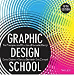 [( Graphic Design School: The Principles and Practice of Graphic Design By Dabner, David ( Author ) Paperback Aug - 2013)] Paperback