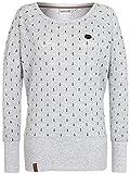 Naketano Damen Sweater Hodenschmerzen II Sweater