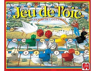 Up&co - 007328 - Jeu De Société De L'oie