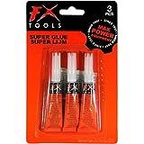 FX Tools secondenlijm superkleber 3x 3G tube