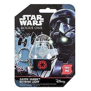 Otros Fabricantes Paladone - SW R1 Llavero con luz Darth Vader