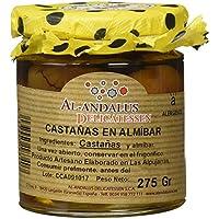 Al-Andalus Delicatessen Castañas en Almíbar 275 gr.