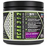 Best Amino Acids Supplements - Amazing Muscle BCAA - 3:1:2 Branched Chain Amino Review