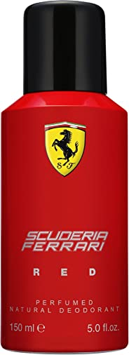 Scuderia Ferrari Deodorant, Red, 150ml
