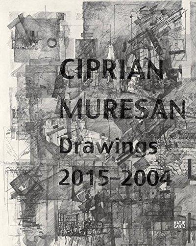 Ciprian Muresan drawings, 2015-2004