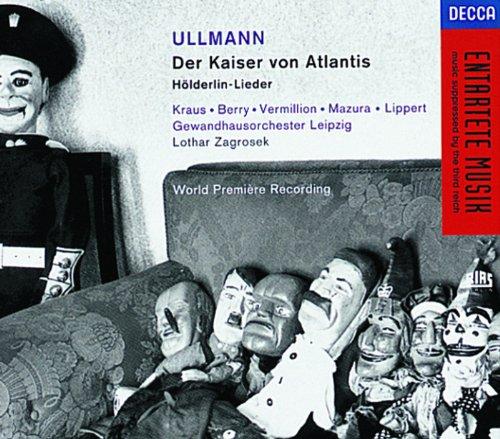 Ullmann: Der Kaiser von Atlantis - Komm, Tod, du unser werter Gast -