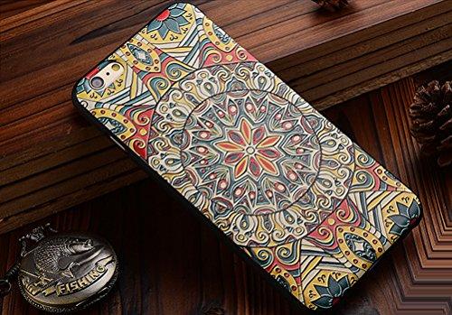 iPhone 6S Coque, WindCase Motif Vivant en 3D Design TPU Case Anti Résistant Étui Housse Protection pour iPhone 6 / 6S 4.7-pouce -XY03 XY12