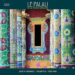 El palau de la musica catalana (serie 4) editado por Triangle postals