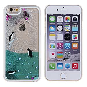 outlet store de700 5fa8e iPhone 6S Plus CaseiPhone 6 Plus CaseiPhone 6S Plus Liquid CaseISAKEN  iPhone 6S Plus Glitter Cas