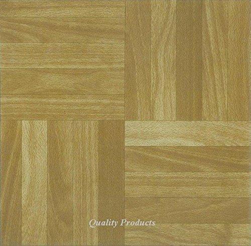 44 x piastrelle da pavimento in vinile, autoadesive, per cucina/bagno,...