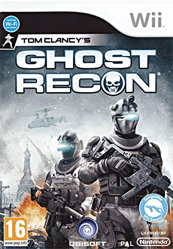 UBISOFT Ghost Recon Future Soldier [WII]