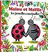 Malou et Maëlle les jumelles coccinelles par Walcker