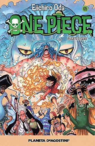 One Piece nº 65: Puesta a cero (Manga Shonen) por Eiichiro Oda