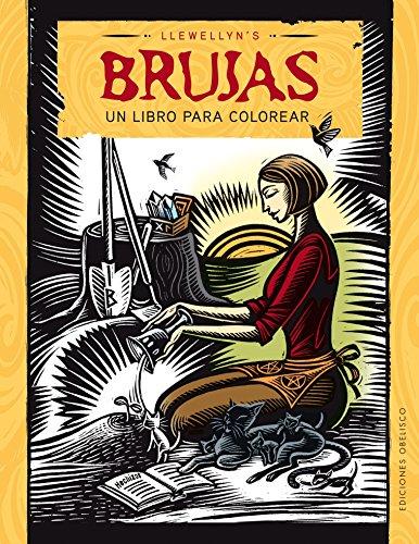 Brujas. Un libro para colorear (NUEVA CONSCIENCIA)