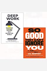 Deep work, so good they can't ignore you 2 books collection set Paperback