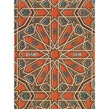 Owen Jones - Alhambra Ceiling Pocket Diary 2018