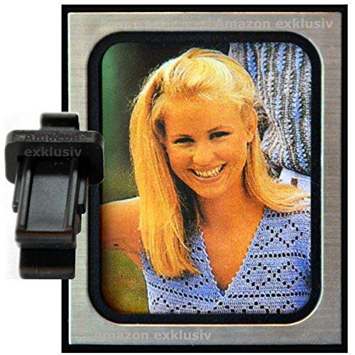 Preisvergleich Produktbild Vergiss mein nicht KFZ Fotorahmen Bilderrahmen für Lüftungsgitter (Art. 2309)