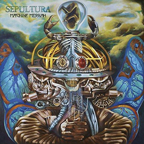 Sepultura: Machine Messiah (Audio CD)
