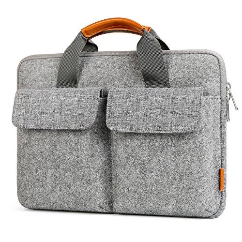 Inateck Funda en fieltro para portátiles 13'-13.3' para MacBook Air/MacBook Pro...