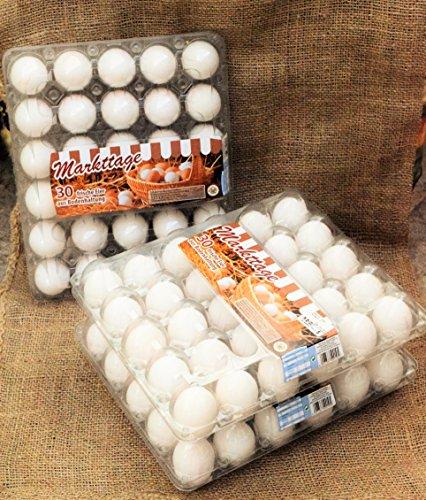 Frische 'Markttage-Eier' direkt vom Erzeuger, 3...