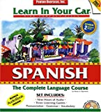 Spanish: Levels 1, 2 & 3 (Learn in Your Car)