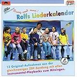 Rolfs Liederkalender - Sing mit uns -