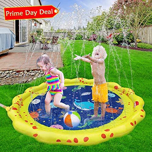 VATOS Splash Play...