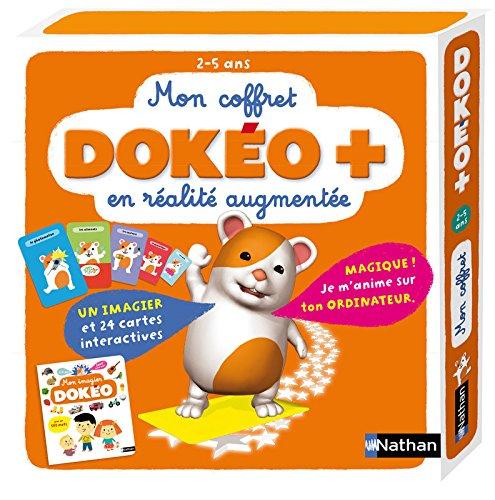 MON COFFRET DOKEO+RA (LIV+CART par Cécile Jugla, Marion Piffaretti