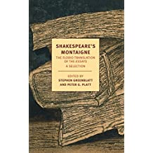 Shakespeare's Montaigne (New York Review Books Classics)