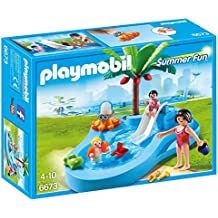 Playmobil piscine for Piscine playmobile 4858