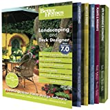 Better Homes and Gardens Landscaping & Deck Designer 7 (PC) -
